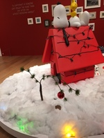 クリスマスドッグハウス.JPG