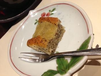 リンゴの紅茶ケーキ.JPG